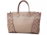 New Túi Louis Vuitton Tote W PM màu hồng M94483