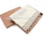Khăn Louis Vuitton Cashmere màu trắng M71292