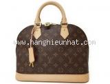 Túi Louis Vuitton Alma PM màu nâu M53151
