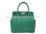 S Túi xách Hermes toolbox màu xanh lá cây