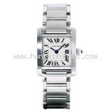 Đồng hồ Cartier tank của nữ