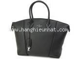 Túi Louis Vuitton Lockit PM màu đen M50028