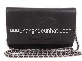 S Túi xách Chanel mini màu đen