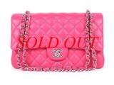 S Túi xách Chanel màu hồng