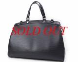 Túi xách hàng hiệu Louis Vuitton brea MM màu đen