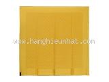MS4925 Khăn Louis Vuitton lụa màu vàng