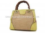 Túi xách nữ Gucci Bamboo Shopper 336032