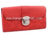 Ví da Louis Vuitton màu đỏ M58161