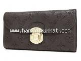 Ví da Louis Vuitton màu socola M95968