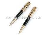 SA Cặp bút Montbanc màu đen vàng 644
