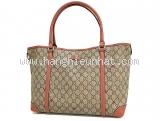 Túi xách Gucci màu hồng be MS197 953