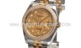 Đồng hồ Rolex datejust viền kim cương 116243G