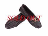 MS4913 Giày Louis Vuitton bệt đỏ tím size 35