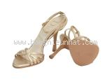 MS2705 Sandal Christian Dior size 38 màu vàng