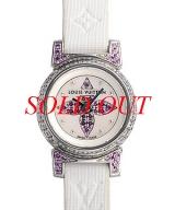 Đồng hồ Louis Vuitton kim cương đá saphire Q151A