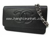 S Túi xách Chanel màu đen A48654