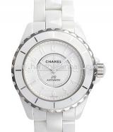 Đồng hồ Chanel kim cương màu trắng H3443