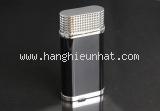 Bật lửa Cartier màu đen bạc CA120137