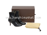 MS3682 Boot Vuitton suhali đen size 35