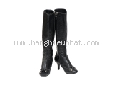 MS2839 Boot Louis Vuitton size 34 1/2 màu đen