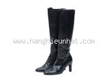 MS3994 Boot Ferragamo size 5D đen