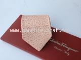 MS5118 Cà vạt Ferragamo màu hồng