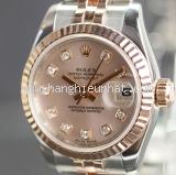Đồng hồ nữ kim cương Rolex Datejust 179171G vàng hồng