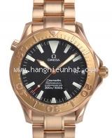 Đồng hồ Omega vàng hồng K18PG 2136-50