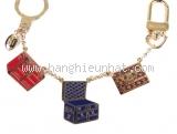 SA Móc khóa Louis Vuitton xanh đỏ M66459