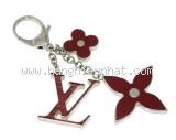 Móc khóa Louis Vuitton đỏ M65932