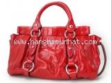S Túi xách nữ MiuMiu màu đỏ RN0647