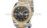 NEW Đồng hồ Rolex K18YG/SS số la mã 116333