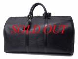 MS4321 Túi Louis Vuitton du lịch epi 55cm đen