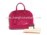 MS5028 Túi Louis Vuitton alma MM hồng rose indian