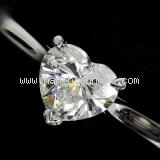 Nhẫn kim cương Tiffany&Co 0.92ct size 12