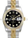 NEW Đồng hồ Rolex datejust K18YG kim cương 116233G