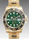 NEW Đồng hồ Rolex GMT Master mặt số xanh 116718