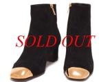 NEW Boot Hermes màu đen size 37