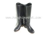 Boot Chanel màu đen size 35