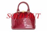 S Túi Louis Vuitton Alma BB màu đỏ M91606