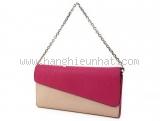 Túi đeo vai Christian Dior màu kem hồng