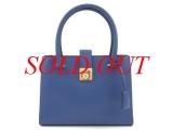 Túi xách Ferragamo màu xanh 21-D658