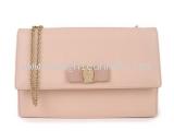Túi xách Ferragamo màu hồng 21 - D855