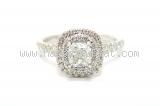 S Nhẫn kim cương Tiffany & Co 0.42ct size 9