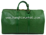Túi du lịch Louis Vuitton size 50 màu xanh M42964