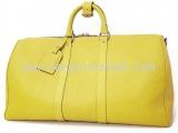Túi du lịch Louis Vuitton size 45 màu vàng chanh N41388