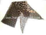 Khăn Louis Vuitton Leopard M72123