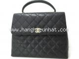 Túi xách Chanel kelly business màu đen