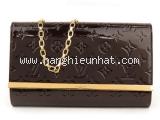SA Túi xách Louis Vuitton màu tím mận M90093