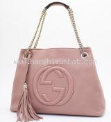 Túi xách Gucci kem hồng 308982